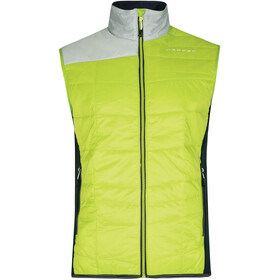 Dare 2b Systematic Wool Vest Men Electric Lime/Outerspace Blue